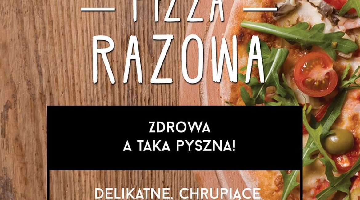 Pizza razowa