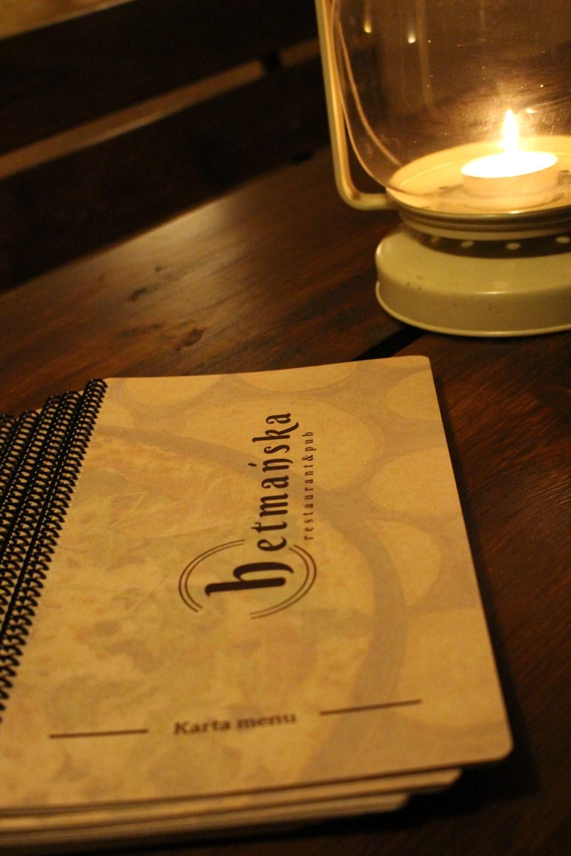 Nowe menu