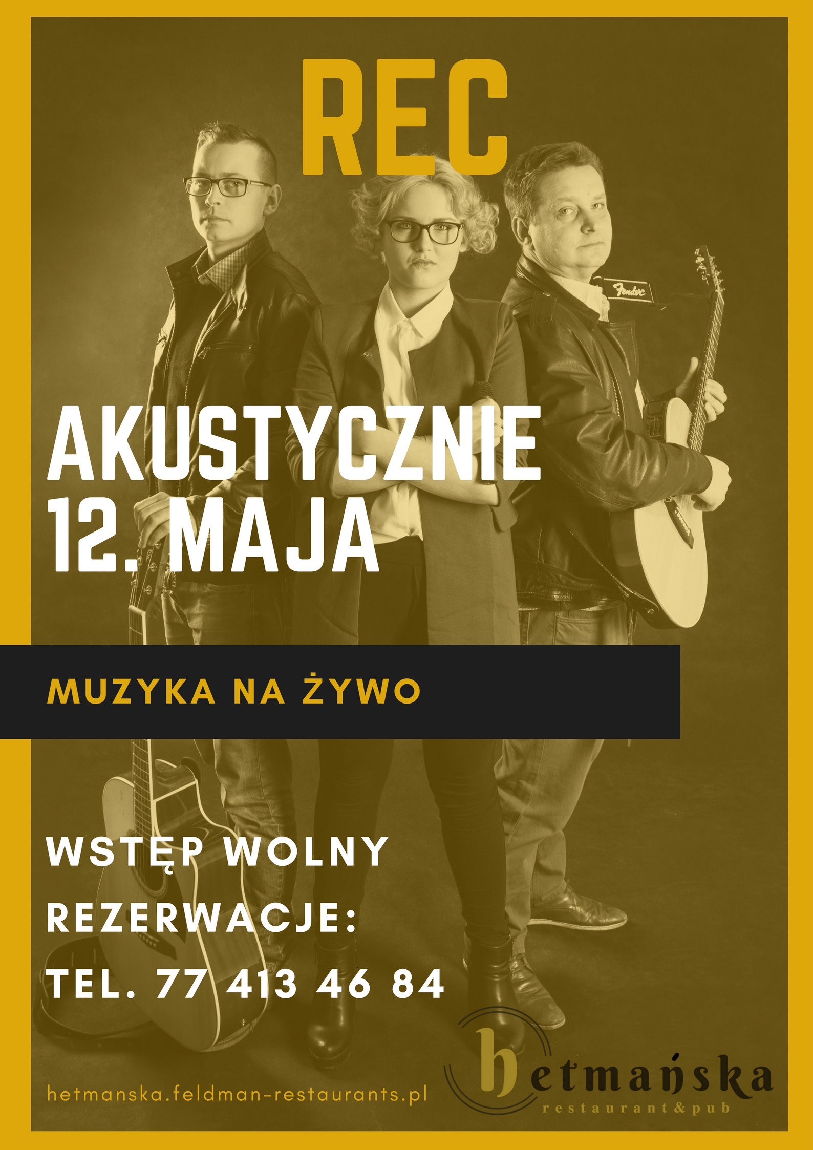 Koncert Akustyczny REC