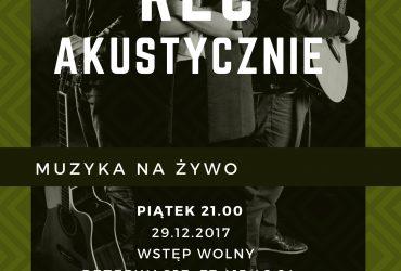 REC Koncert Akustyczny