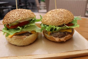 Nowa receptura Burgera :)
